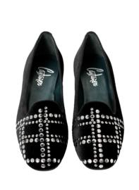 Castañer Zwarte Loafers