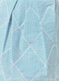 Josep Font Blauw-Witte Rok