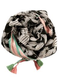 Intropia Zwarte Sjaal