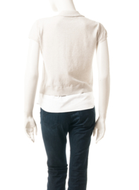 Sita Murt Fijngebreid Poloshirt