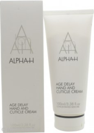 Age delay hand and cuticle cream
