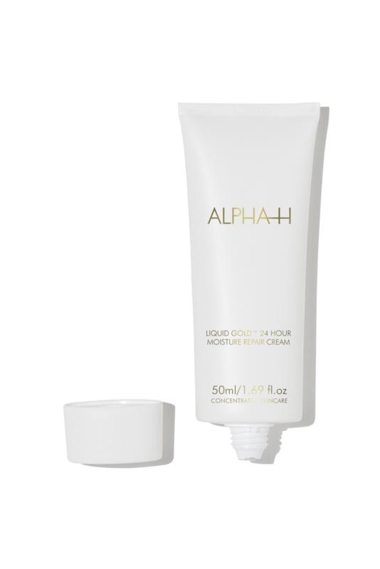 AlpaH Liquid Gold 24 hrs moisture repair cream
