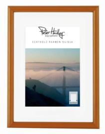 Peter Hadley Fotolijst Rondo licht bruin 10x15cm