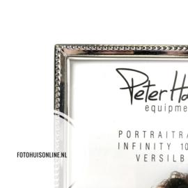Peter Hadley Fotolijst Infinity zilver glans 13x18cm