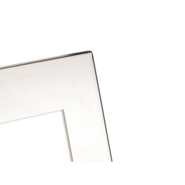 Zilverstad Fotolijst Riga zilver glans 10x15cm