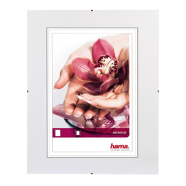 Hama Fotolijst randloos mat glas 10x15cm