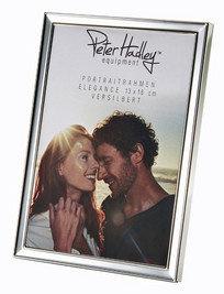 Peter Hadley Fotolijst Elegance zilver glans 13x18cm