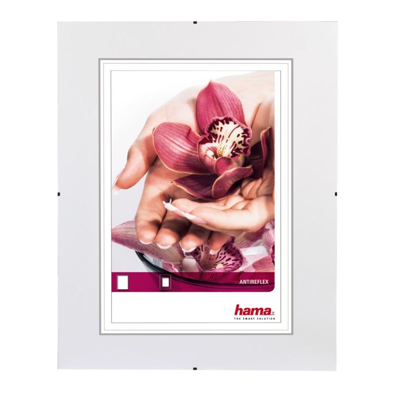 Hama Fotolijst randloos mat glas 21x29,7cm A4