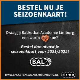 Seizoenkaart 2021-2022