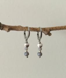 MOOI! Jewels oorbellen - little heart