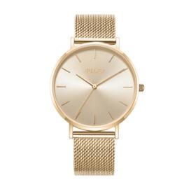 Burker horloge - Ruby Gold