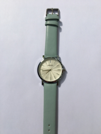 Ernest horloge - Andrea zachtgroen