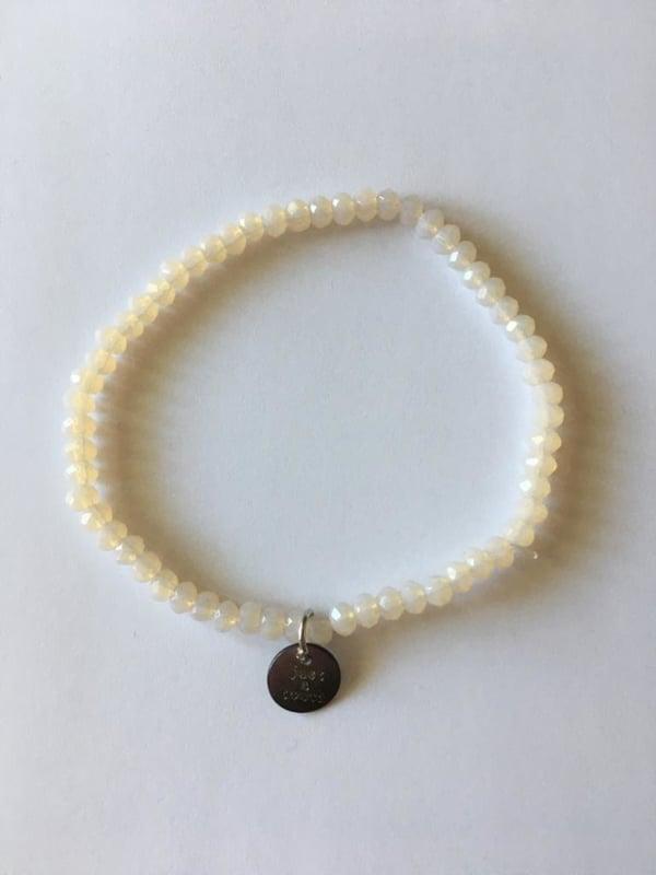 Bijoux armband - ivoor