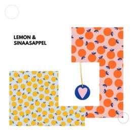 Cadeauzakjes sinaasappel & lemon tree