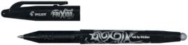 Pilot Frixion pen (uitwisbaar!)