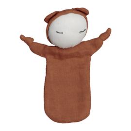 Fabelab Cuddle - Doll - Cinnamon