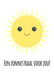 Zon - Een zonnestraal voor jou!