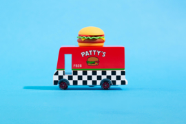 Candyvan - Patty's Hamburger Van