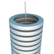 Lege flex diameter 20mm met trekdraad