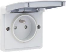 Stopcontact hydro