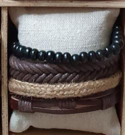 Armbanden set 1