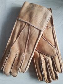 Handschoenen Lammy Cognac
