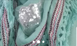 sjaal buffel mint