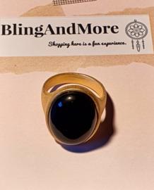 Ring Paris Black