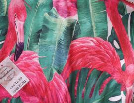 Beach Towel Flamingo Multi Colour