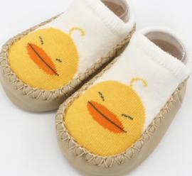 Baby schoentje Duck Yellow