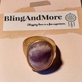 Ring Paris Purple