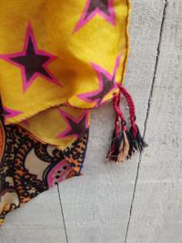 Sjaal multi panter