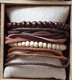 Armbanden set 3