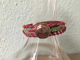 Armband Colourful Vintage