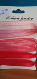 Ibiza Elastiek Pink