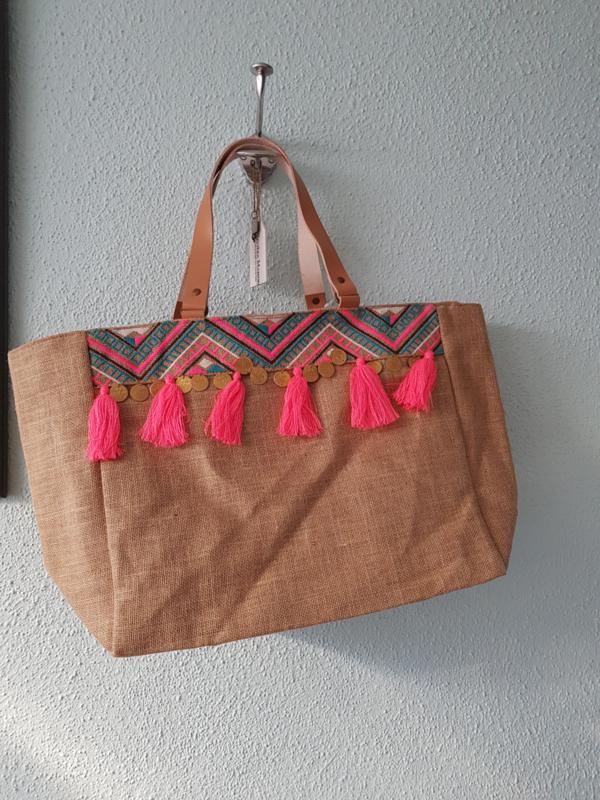 Shopper Mallorca Pink