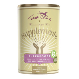 Terra Canis Supplement Superfoods