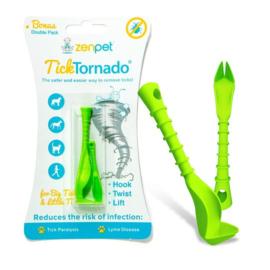 Zen Pet Tick Tornado per 2 stuks