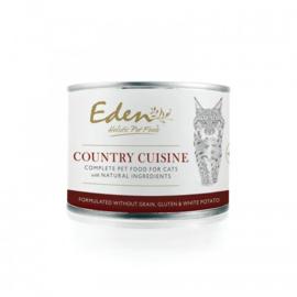 Eden Cat Country Cuisine blik 200 gram