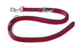 Hondenlijn Wolters Basic Rood XL