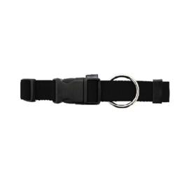 Halsband Hond Wolters Basic Zwart S
