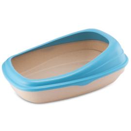 Beco Kattenbak Blauw