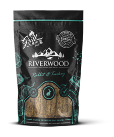 Riverwood Grillmaster Konijn & Kalkoen 100 gram