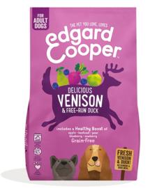 Edgard & Cooper Hert/Scharreleend 700 gram