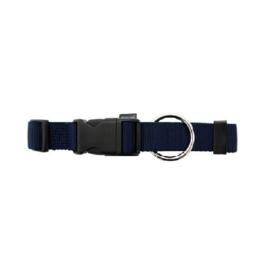 Halsband Hond Wolters Basic Marineblauw S