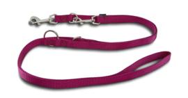 Hondenlijn Wolters Basic Paars S
