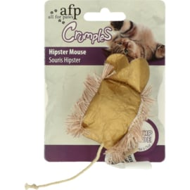 AFP Crumples Hipster Mouse