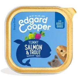 Edgard & Cooper Kuipje Zalm & Forel 150 gram