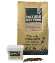 Nature Dogfood Granenvrij Kalkoen 12 kilo