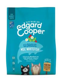 Edgard & Cooper Kat Verse MSC Witvis 300 gram